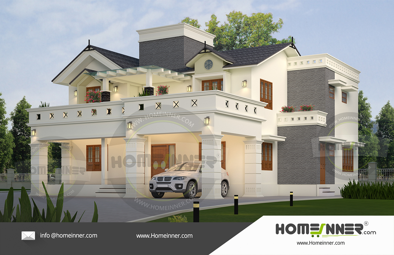 47 Lakh 4 BHK 3348 sq ft Bilaspur Villa