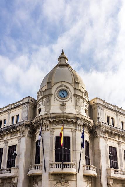 Palacio Municipal de Ceuta