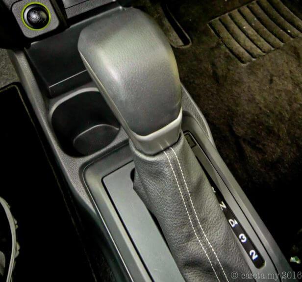 Spesifikasi Dan Harga Perodua Bezza [3]