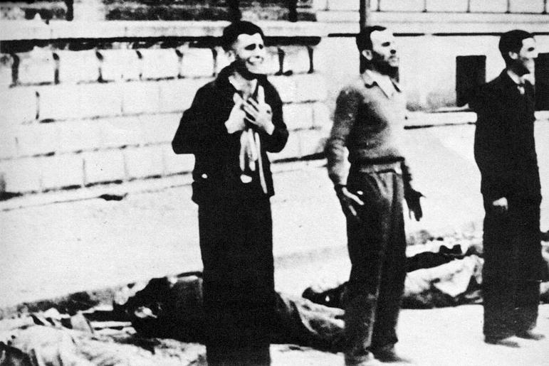 the events during the jewish holocaust in nazi germany A horrid event known as the holocaust took place in 20th century germany it all began when adolph hitler was holocaust resistance during the duration of the holocaust, millions of jews and other minorities found hitler led the holocaust in an attempt to single out the jewish race for genocide.