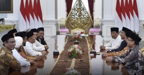 GNPF MUI Bantah Langsung Rencana Makar kepada Presiden Jokowi, Fraksi Nasdem Harapkan Rekonsiliasi Nasional