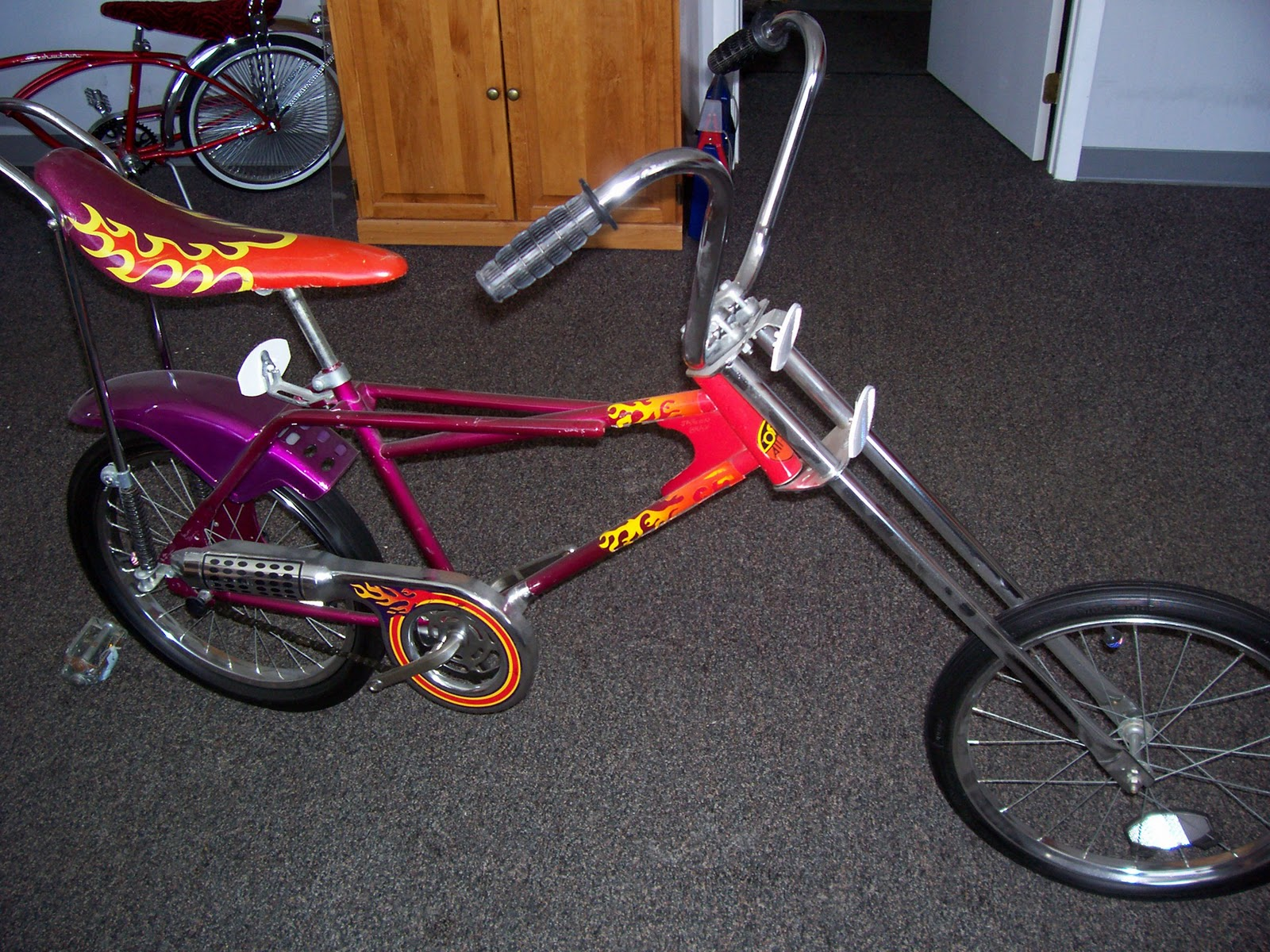 e5d623a2fef the raleigh chopper blog steve: MURRAY FIRECAT