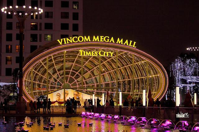 Vincom Times City