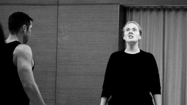 Adele Shares Another Hilarious Workout Pic, Gives Us One More Reason to Love Her