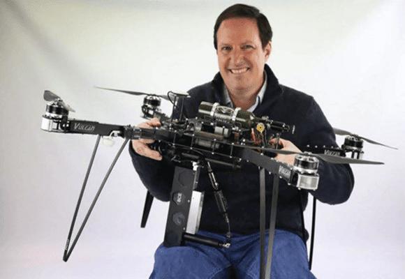 Benefícios-Drone