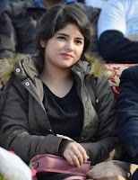Zaira Wasim Cute Face