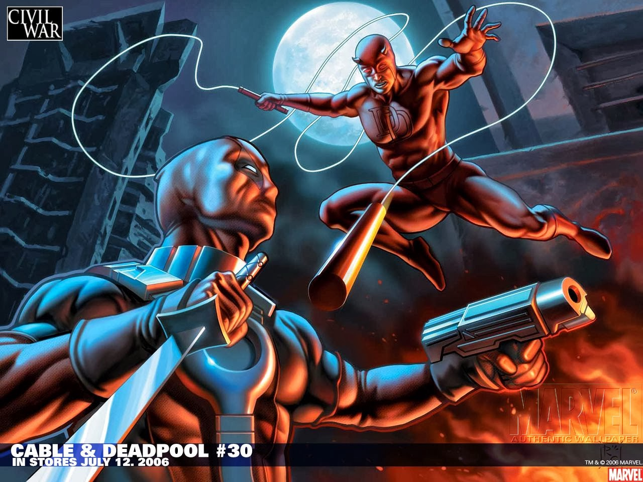 Fondos De Pantalla De Deadpool: Descarga Fondos HD: Fondo De Pantalla Marvel