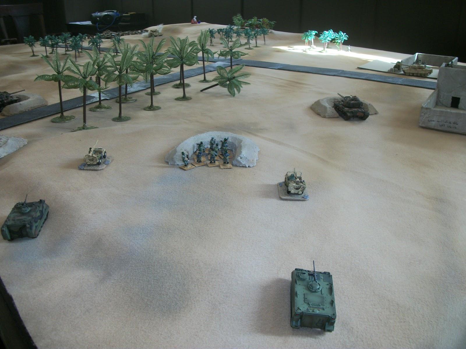 Miniatures Of Wrath Persian Gulf Wars Iran Iraq War