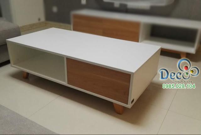 Bàn Trà Phòng Khách Deco DT11