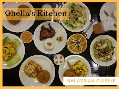 Ghella's Kitchen: Authentic Malaysian Restaurant In Marikina