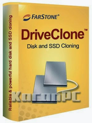 FarStone DriveClone Workstation 11 + Key