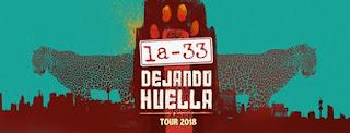 TOUR LA 33 Dejando Huella
