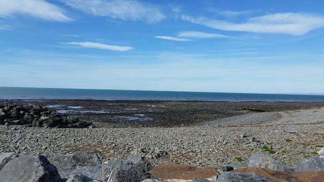 Aberaeron Beach Coast
