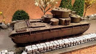 Trenchworx Soviet Armor - T-35