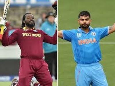 India vs West Indies T20 1st match USA LIVE Highlights 27 august 2016