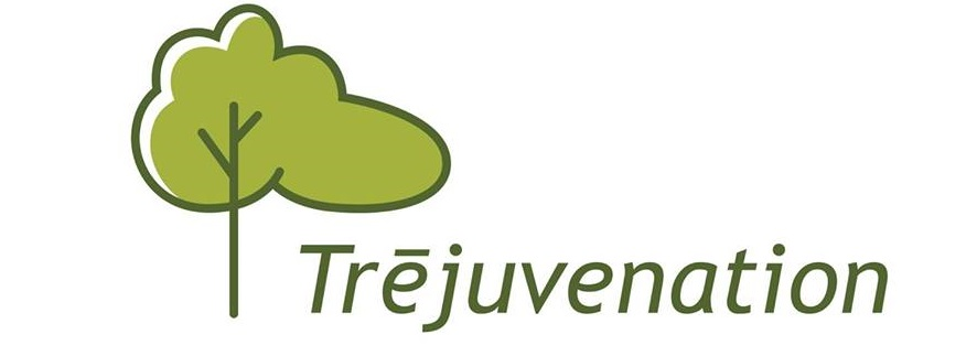 Trejuvenation San Diego Project to reclaim urban wood logo