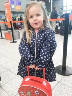REAL tips for flying with toddlers!
