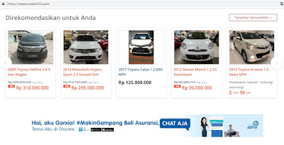 Hot Deals Carnival Mobil123