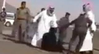 Empat Pria Syiah Menyerang Polisi, Lakukan Kekerasan dan Menentang Sistem Pemerintah di Arab Saudi