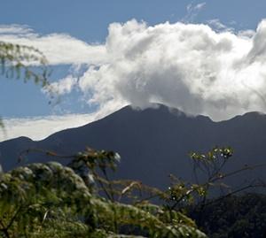 Karayip Adaları'ndaki en yüksek dağlar