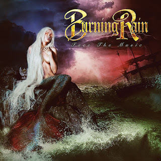 Burning Rain - Face The Music (Japan Edition) [iTunes Plus AAC M4A]