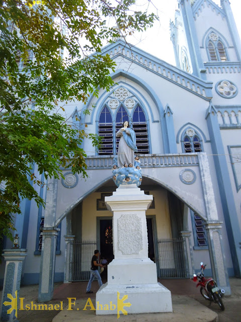 Immaculate Conception Cathedral, Puerto Princesa, Palawan