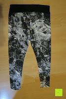 hinten: Formbelt® Laufhose Damen mit Tasche lang - leggins stretch-hose Lauf-tights für Smartphone Iphone Handy Schlüssel yoga