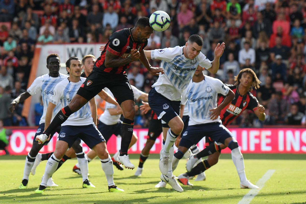 Prediksi Bournemouth VS Everton 15 September 2019
