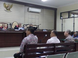 Sidang Kasus OTT, Tiga Saksi Sebut Tak Ada Arahan Walikota