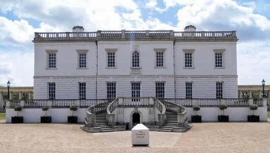 Queen's House en Greenwich | Iñigo Jones | Royal Museums Greenwich