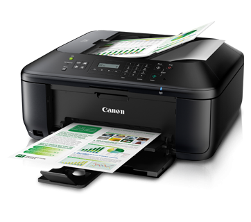 download Canon PIXMA MX457 Inkjet printer's driver