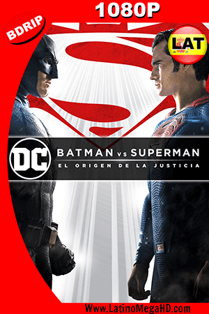 Batman vs. Superman: El Origen de la Justicia (2016) Latino HD BDRIP 1080P ()