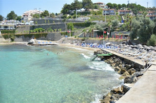 kusadasi-guvercinada-uygulama-oteli-plaj kuşadası turizm uygulama oteli kuşadası güvercinada uygulama oteli kuşadası otelleri