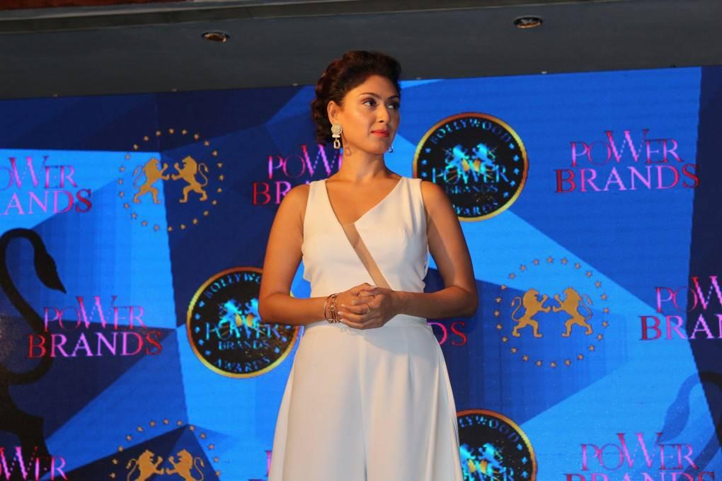 Manjari At Power Brand Rising Stars Awards 2017 Stills