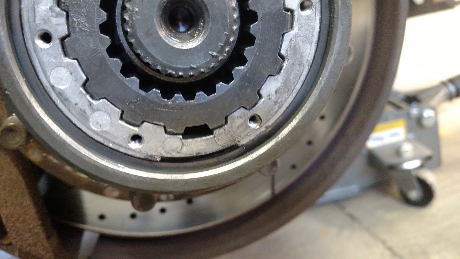 Spud's blog: Replacing 1995 Ford F-250 Automatic Locking Hubs
