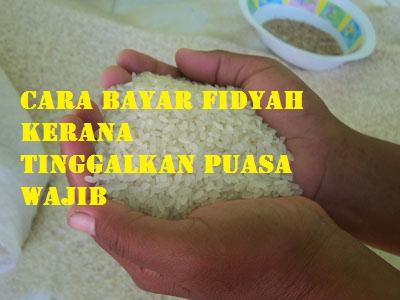 bayar fidyah
