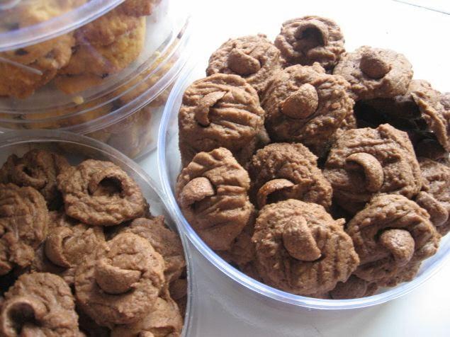 Resep Kue Kering Coco Crunch Coklat Enak Renyah Mudah Mimushoo
