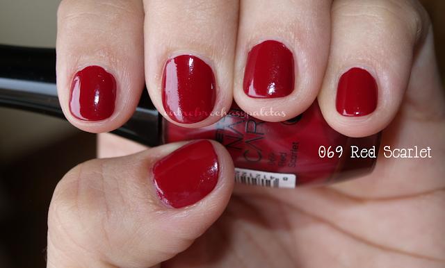 esmaltes 7 free beter red scarlet