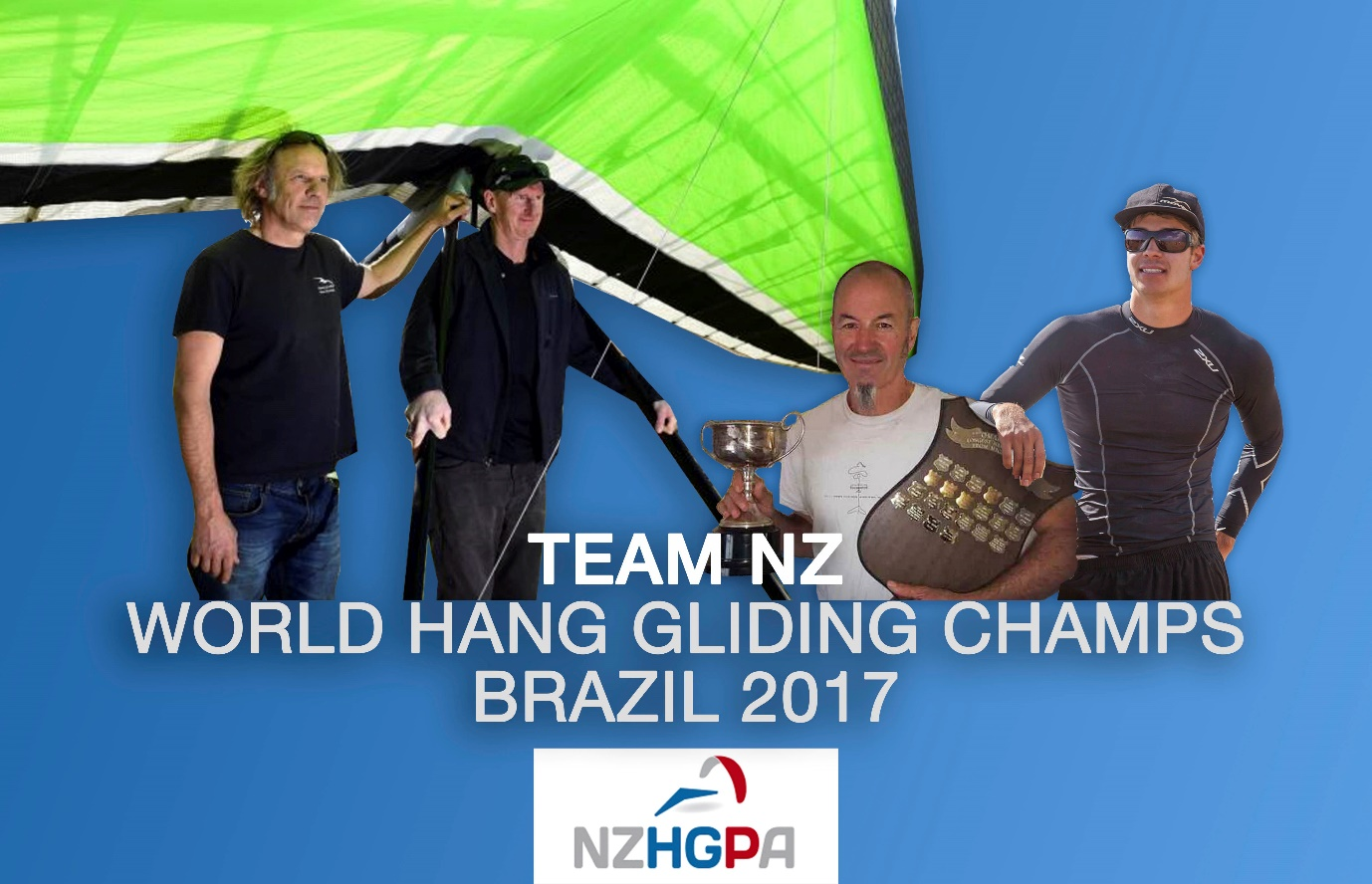 NZHGPA-GeneralNotices: Team NZ World Hang Gliding Champs, Brazil 2017