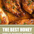 The Best Honey Garlic Chicken Breast #chickenrecipes #chickenbreast