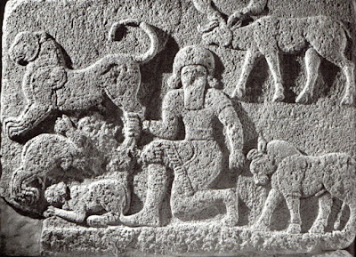 Hittite, mythological creature