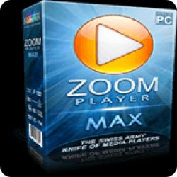 تحميل مشغل الوسائط ZOOM PLAYER MAX 13.5 مجانا مع كود التفعيل