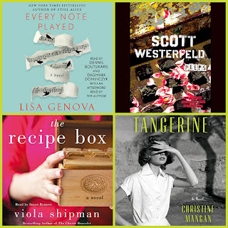 8 audiobooks for March