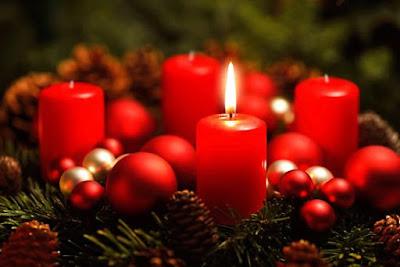 Advent első vasárnapja: Advent gyertyája