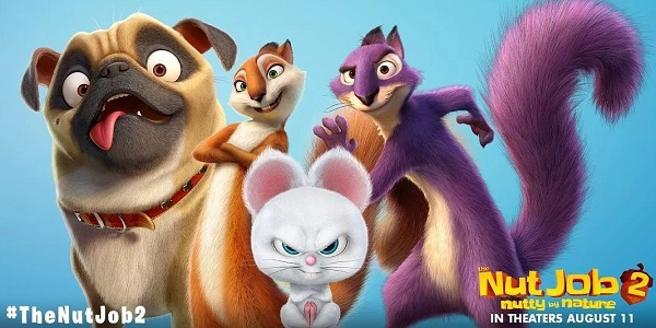 film bulan agustus 2017 the nut job 2 nutty by nature