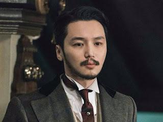 aktor ganteng pemeran drama mr sunshine