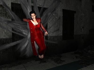 Cara melawan hantu sinden berbaju merah
