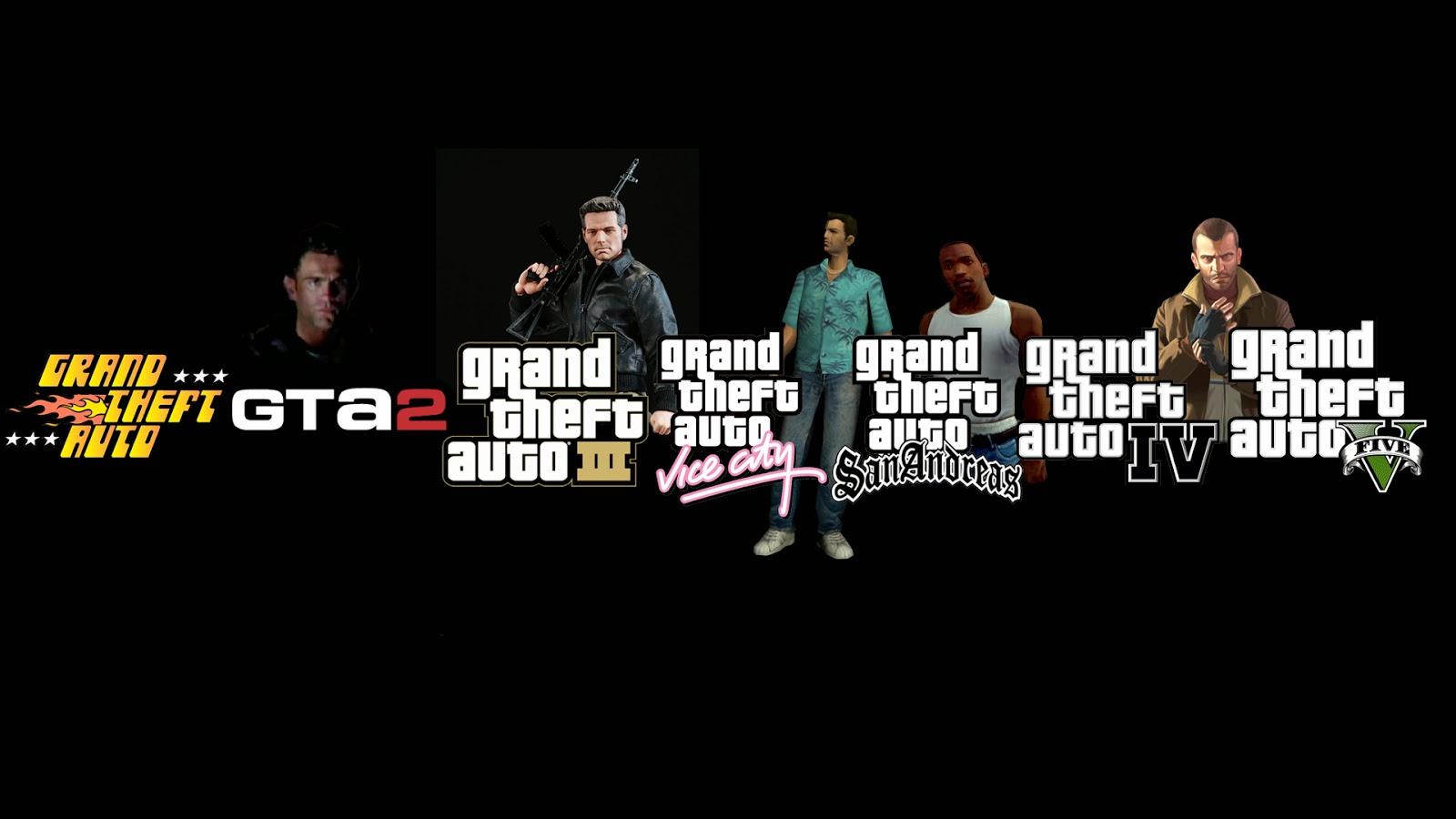 Ipad Retina Hd Wallpaper Rockstar Games: Historia De Rockstar Games [Loquendo] [Documental