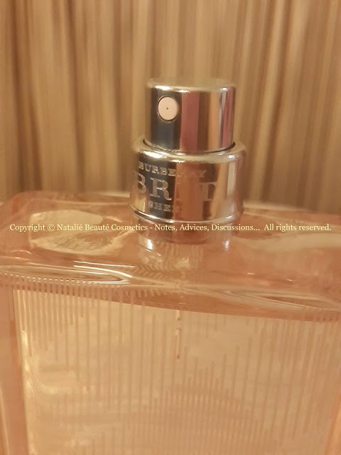 BURBERRY BRIT SHEER (2015) BY BURBERRY PERSONAL REVIEW AND PHOTOS NATALIE BEAUTE