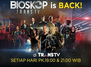 Jadwal Bioskop Trans TV bulan November 2016